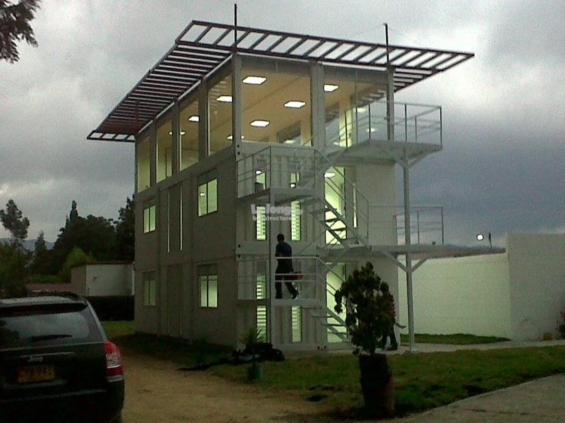 Modular House Project Management(design & build)