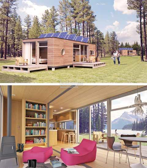 Modular Prefab Home Contractor Service(design & build)