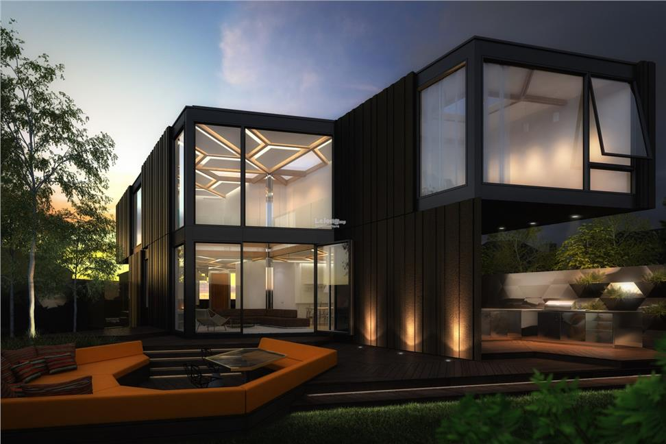 Modular Prefab House Project Management(design & build service)