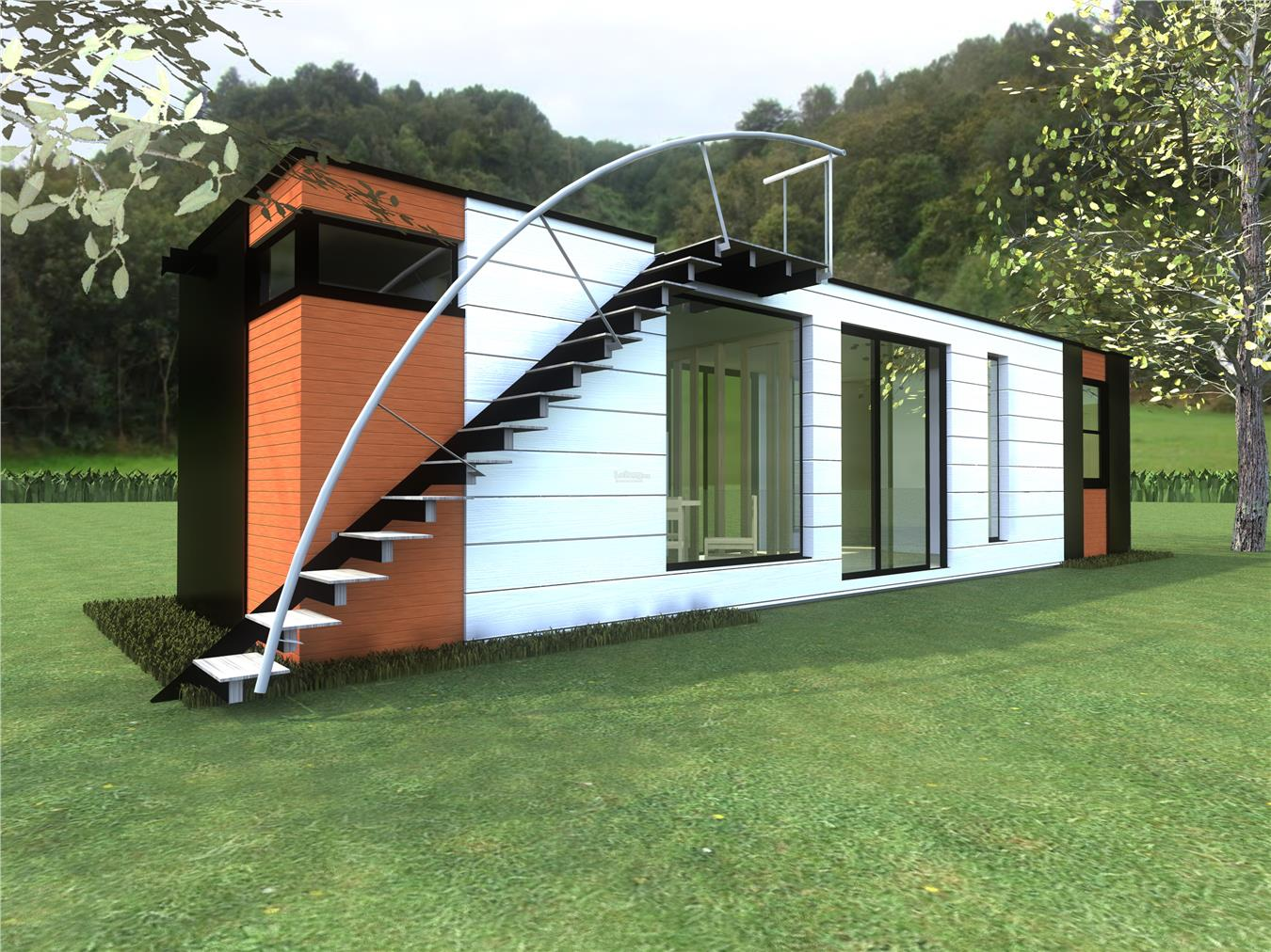 Terrific Modular Prefab Small House Design Build Service Download Free Architecture Designs Scobabritishbridgeorg