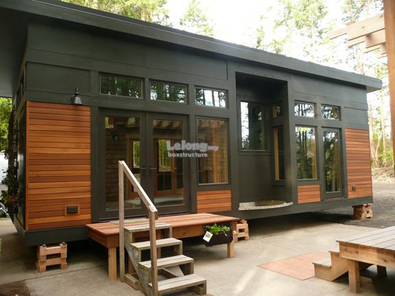 Modular Prefab Tiny House Contractor(design & build)