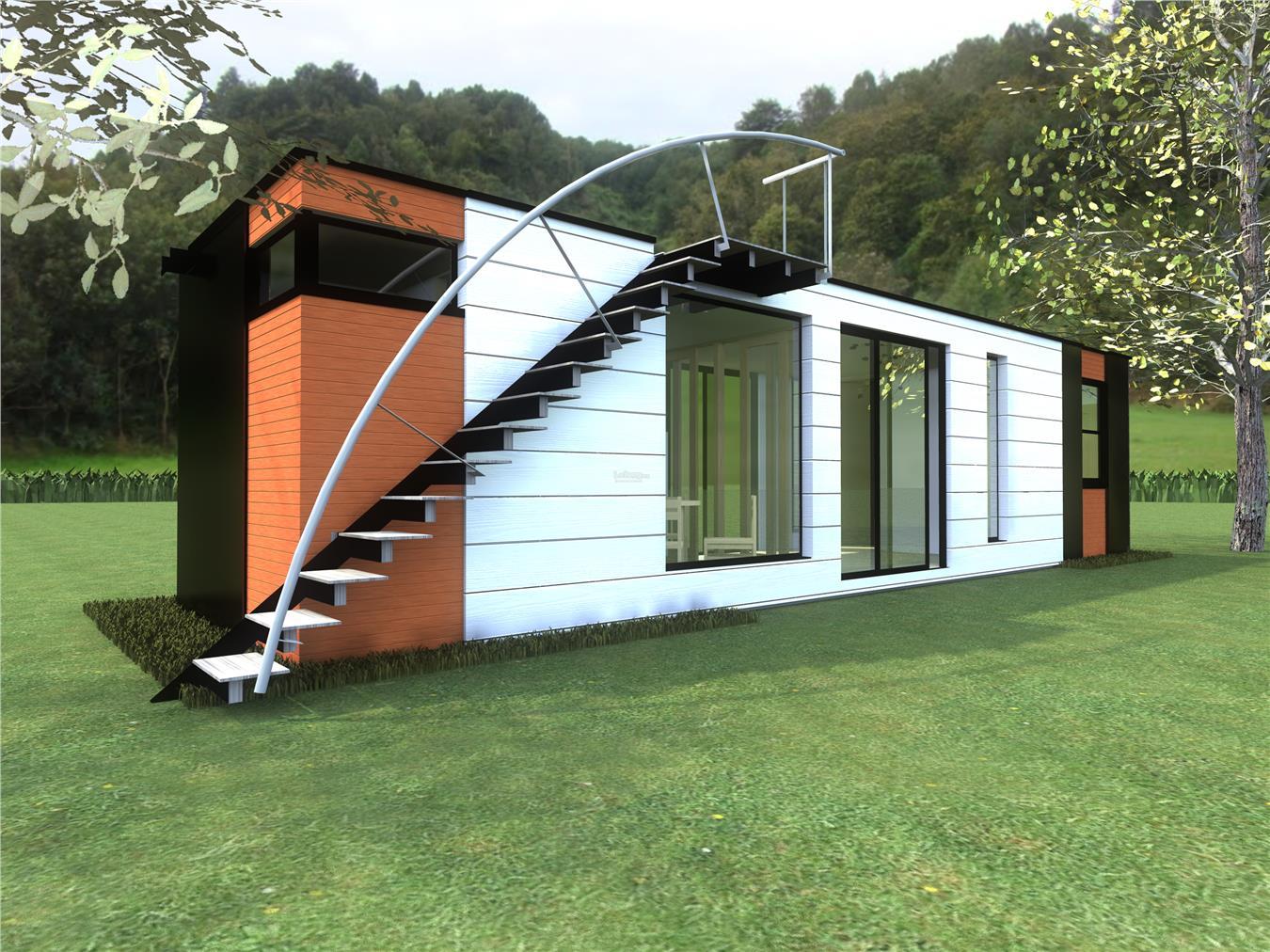 Tiny Home Designs: Modular Prefab Tiny House(design & B (end 8/23/2019 9:15 AM