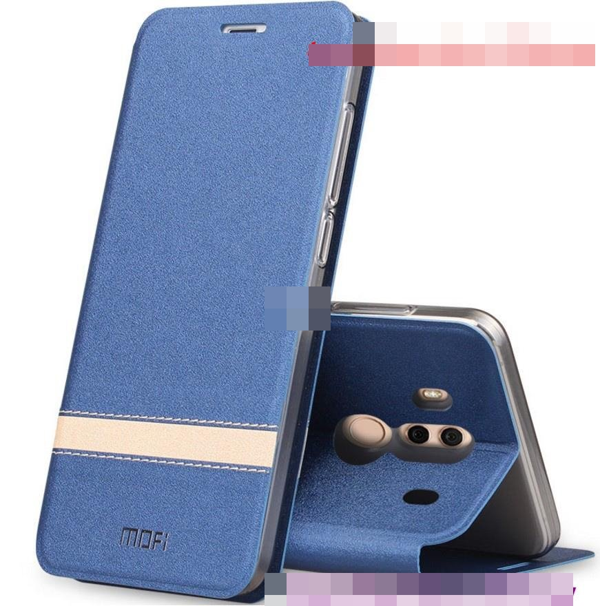 Mofi Huawei Mate 10 / Pro Flip Stand PU Leather Case Cover Casing