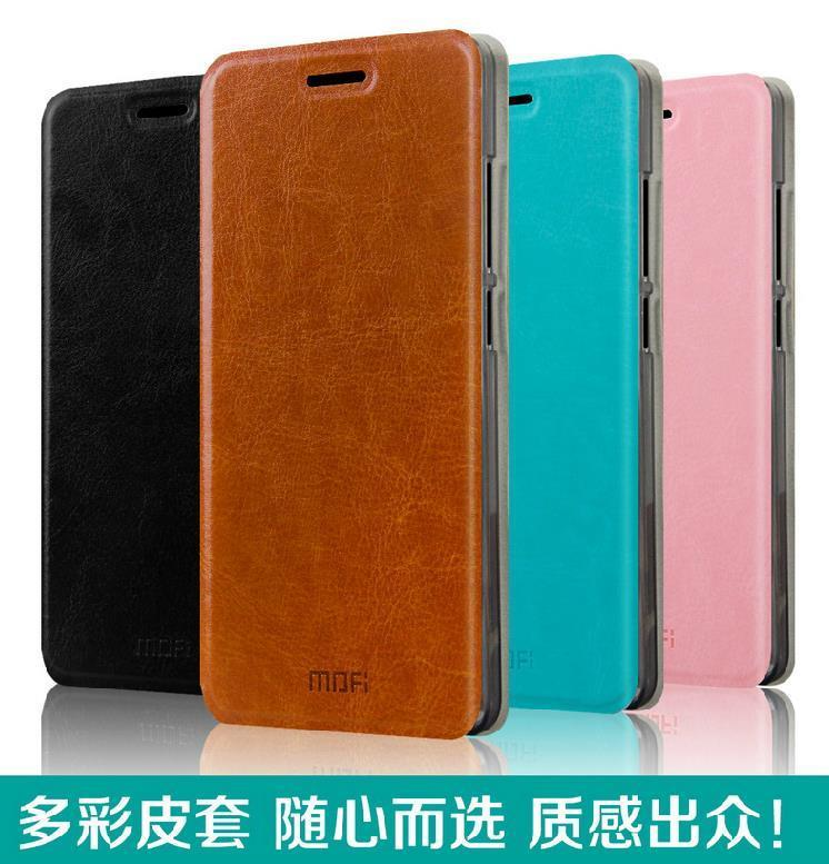 sports shoes f0c6c 1435b Mofi Lenovo A606 Flip PU Leather Case Cover Casing + Free Gifts