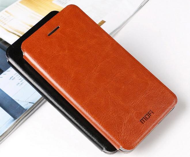 purchase cheap 2aedb bb5e6 Mofi Lenovo S60 S90 PU Leather Flip Case Cover + Free Gifts