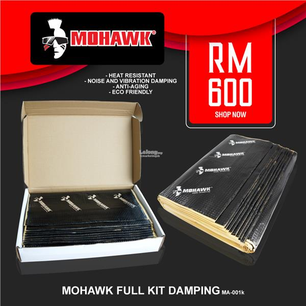 MOHAWK Accessories Sound Deadening Damping - MA001K