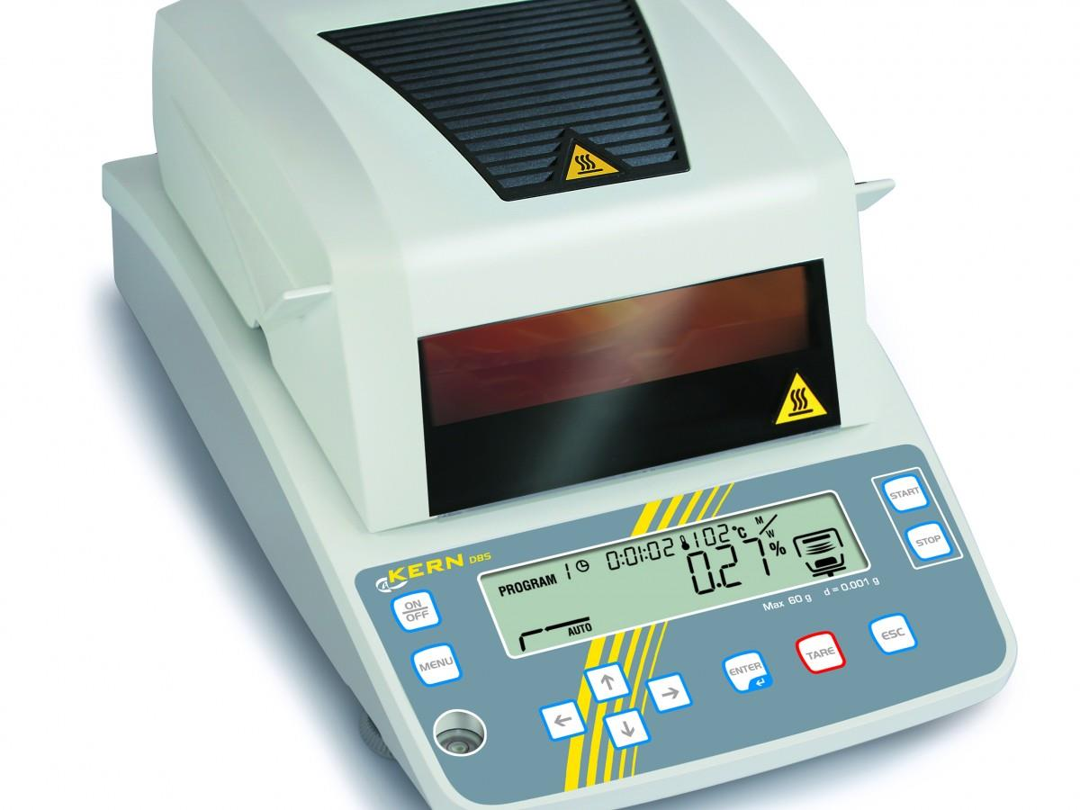 Moisture Determination Analyser Balance, Kern Germany
