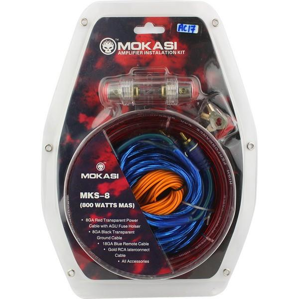 MOKASI MKS-8 Speaker Wire RCA Cable (end 7/13/2019 2:34 PM)