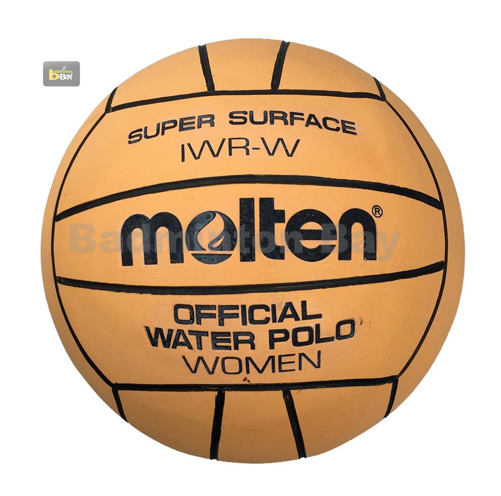 Molten IWR-W Waterpolo Ball Size 4 (Women)