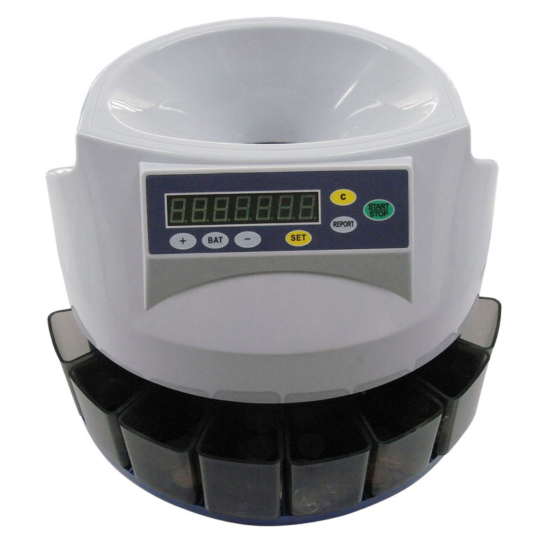Money Banker Coin Counter ,Coin sorter Machine ( 10 YEARS WARRANTY)