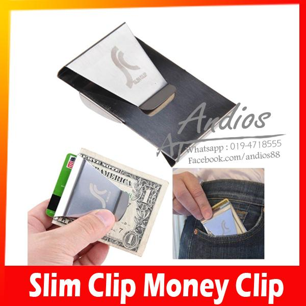 Money Clip-Credit Card Cash Holder Wallet-As Seen On TV-Wholesale. ‹ › 1263e957a