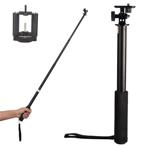 Monopod - Mini Monopod Selfie Stick Foldable Twist Lock Monopod Malays