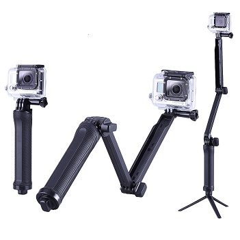 MONOPOD SMALL  3-WAY ACCESSORIES