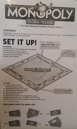 MONOPOLY POKEMON GO BOARD GAME (end 5/17/2018 5:15 PM)