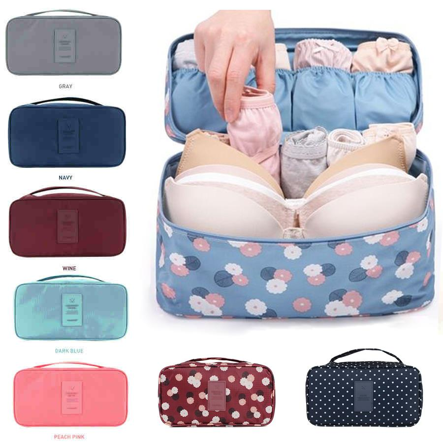 31dcdf563007 Monopoly Travel Underwear Panties Bra Pouch Organizer