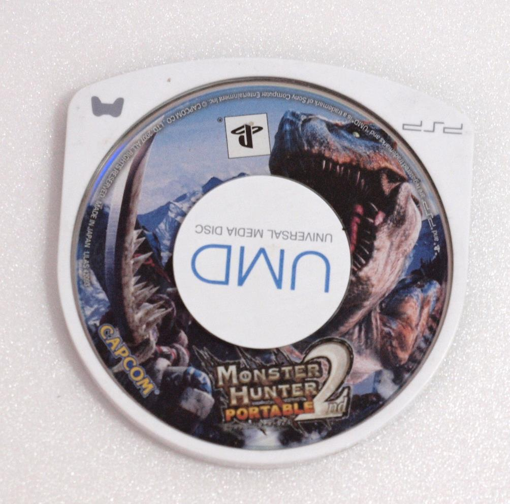 Monster Hunter Portable 2
