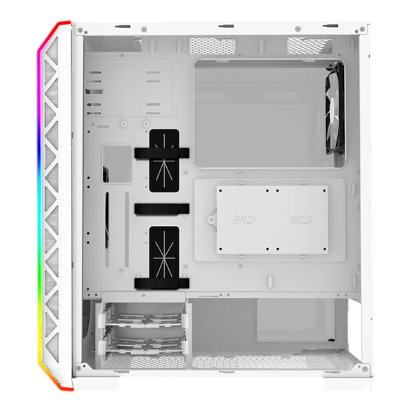 MONTECH AIR 900 ARGB WHITE ATX MID-TOWER CASING