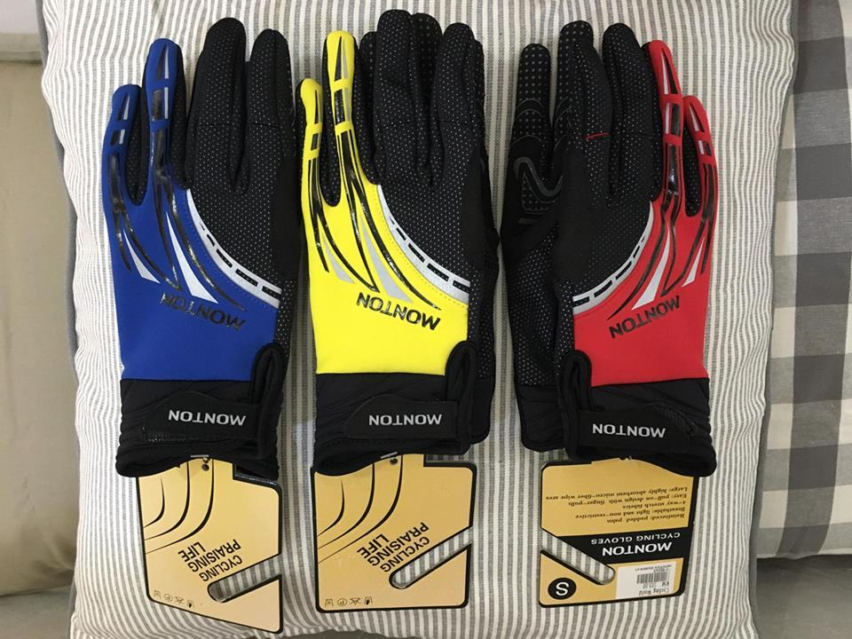 MONTON CYCLING GLOVES