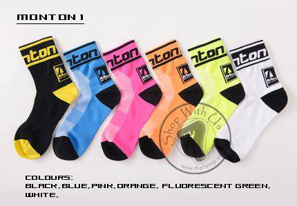 Monton Cycling Socks (Direct from Factory)
