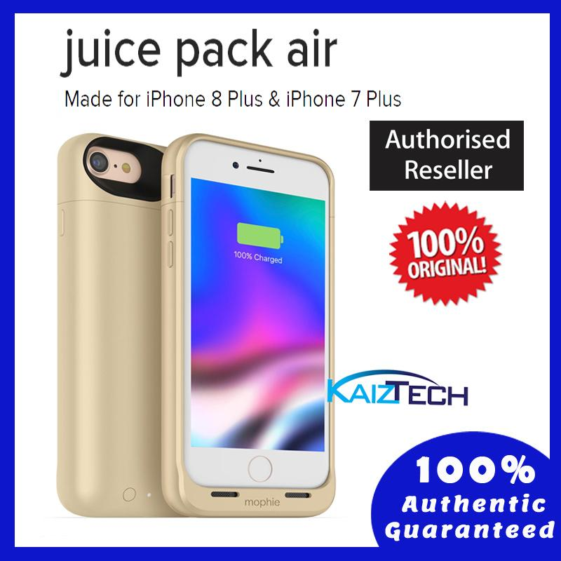 sports shoes 41f9d f0a23 Mophie Juice Pack Air Wireless Battery Case 2,420mAh iPhone 8 Plus