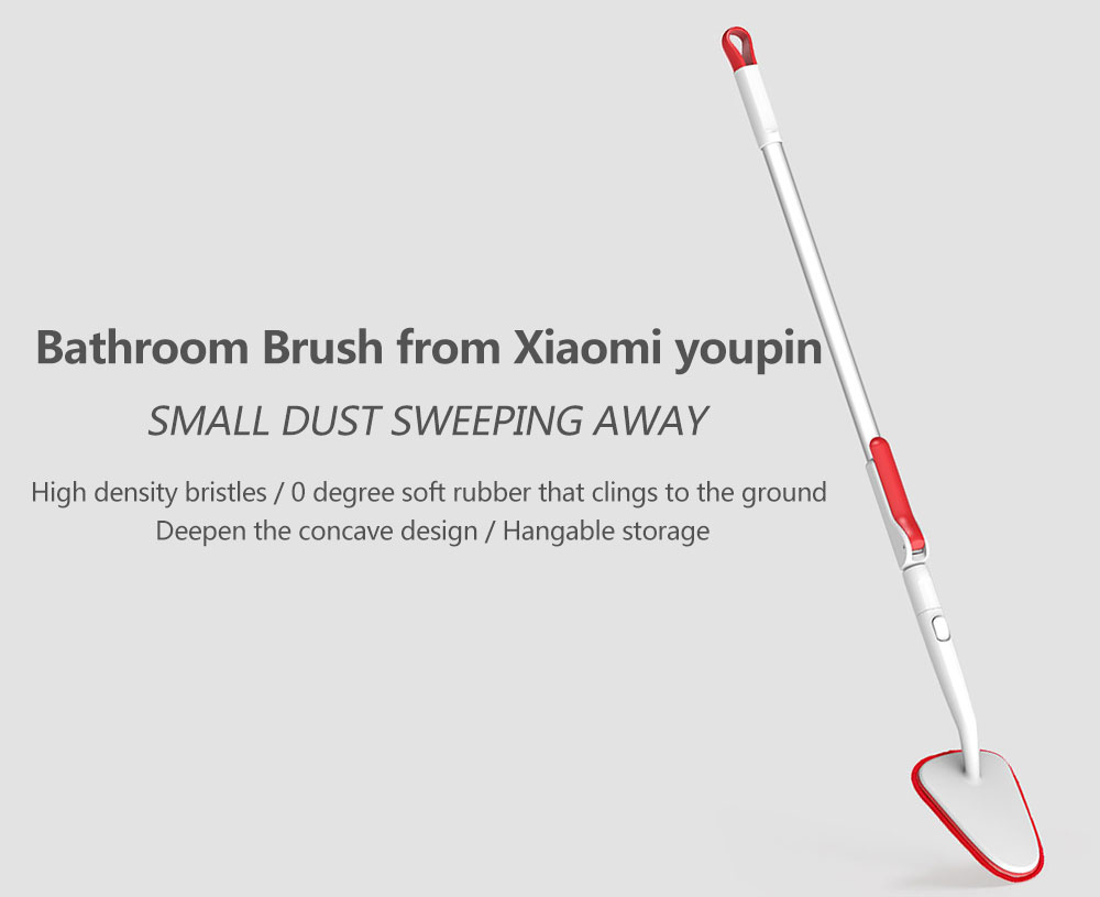 Mops - Aluminum Extension - Yb - 02 Bathroom Cleaning Brush From Xiaom..