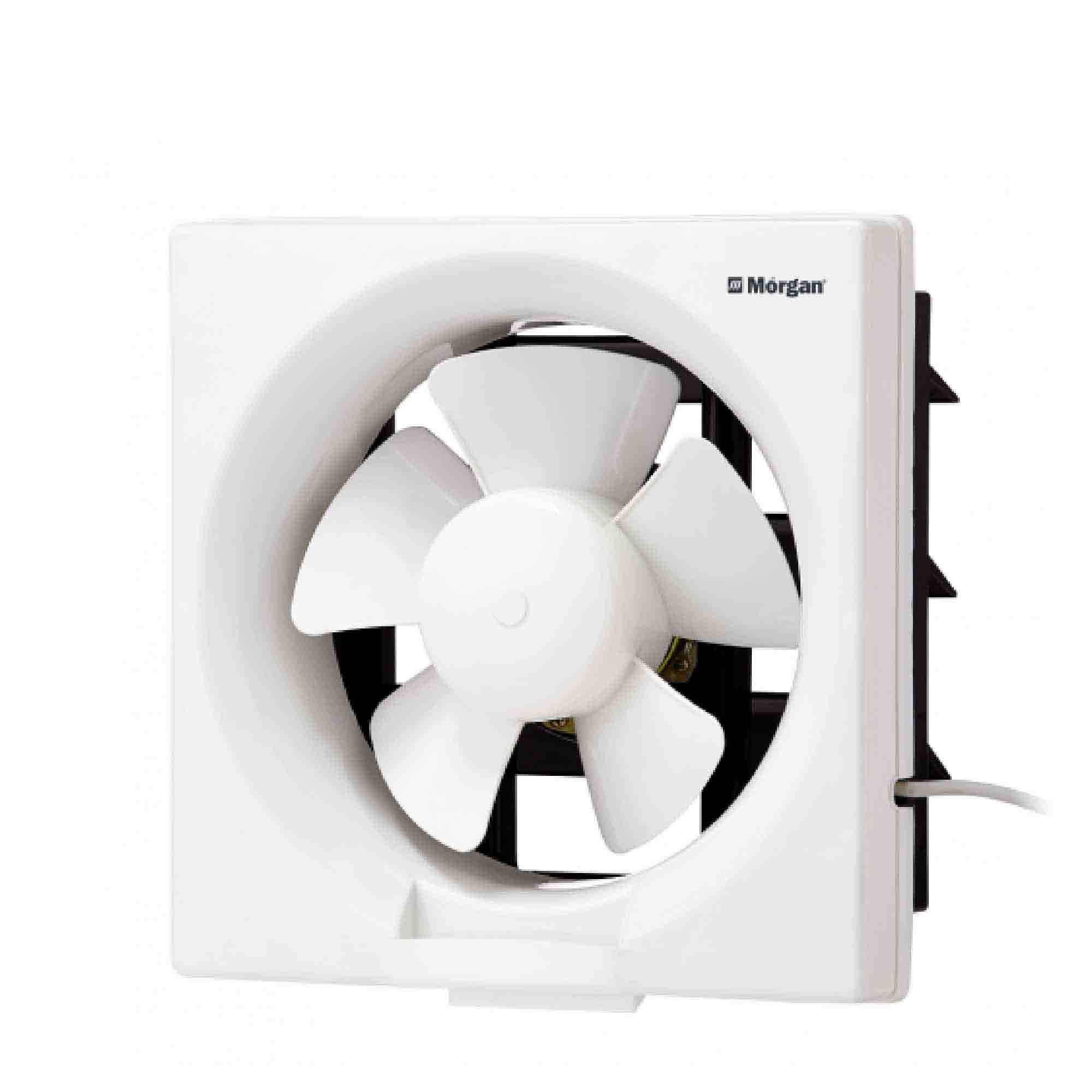 "Morgan Exhaust Fan MVF-WA80 (8"") Wall Mount"