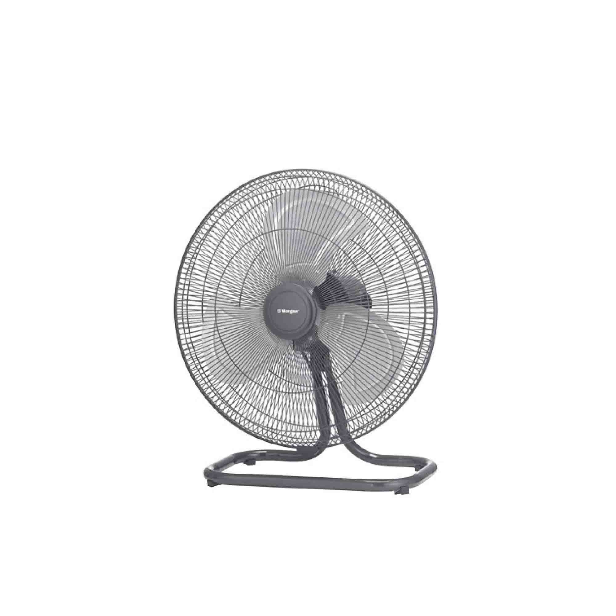 "Morgan Industrial Floor Fan MFF-20MI2 (20"") 4 Speed"