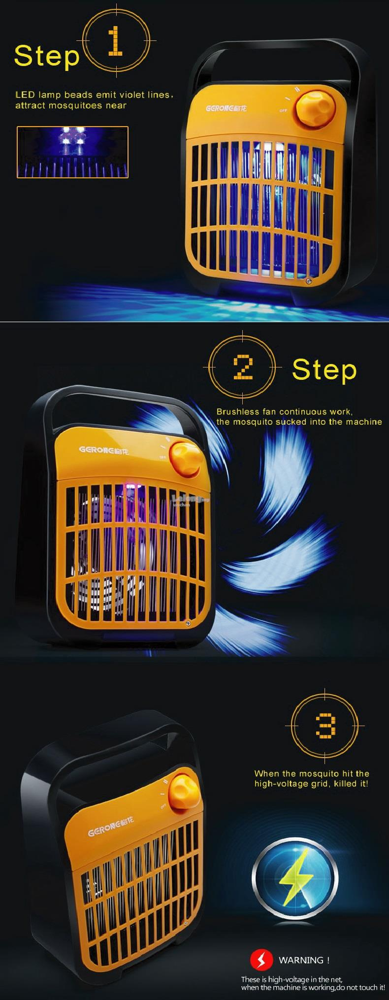 31 Great Electric Mosquito Killer Circuit Mini Led Night Lamp Homemade Electronic Projects Awesome Killing Trap Eco Friendly With