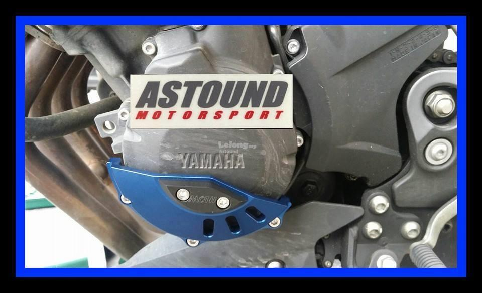 MOTH RACING Engine Guard Yamaha XJ6/Diversion/Diversion F and FZ6/FZ6R