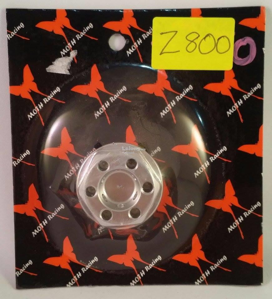 MOTH RACING OIL CAP Z800 - SILVER