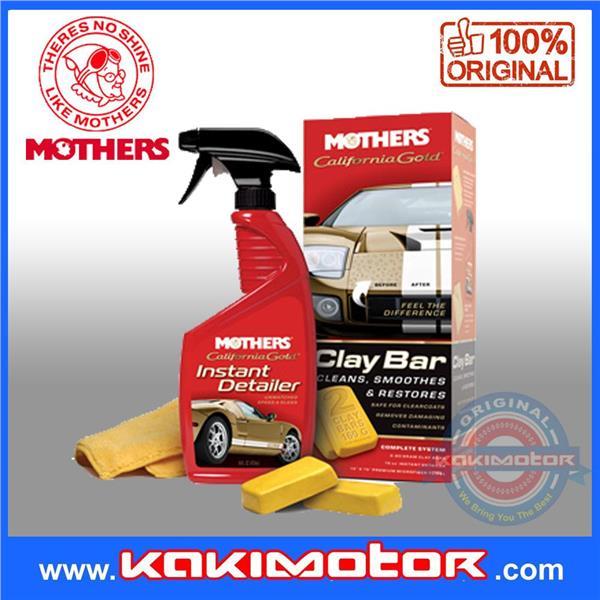 Mothers California Gold® Clay Bar Kit