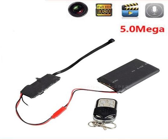 Motion Detector Hd 1080p Diy Module Spy Hidden Camera Video Mini Dv Dv