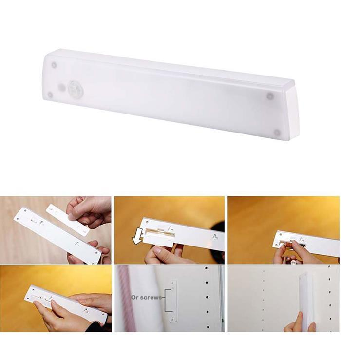 Motion Sensor Cabinet Light