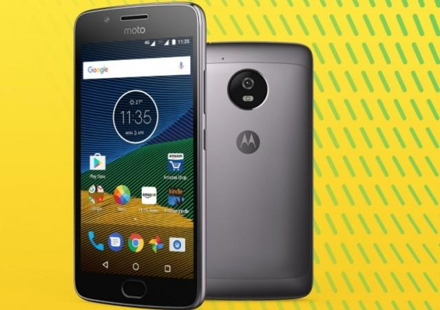 MOTO E4 PLUS (5000 mAh BATTERY) - Original by Motorola Malaysia !!