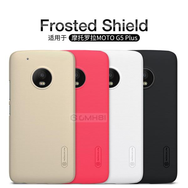 Moto G5 Plus Nillkin Super Frosted S (end 4/29/2019 2:49 AM)