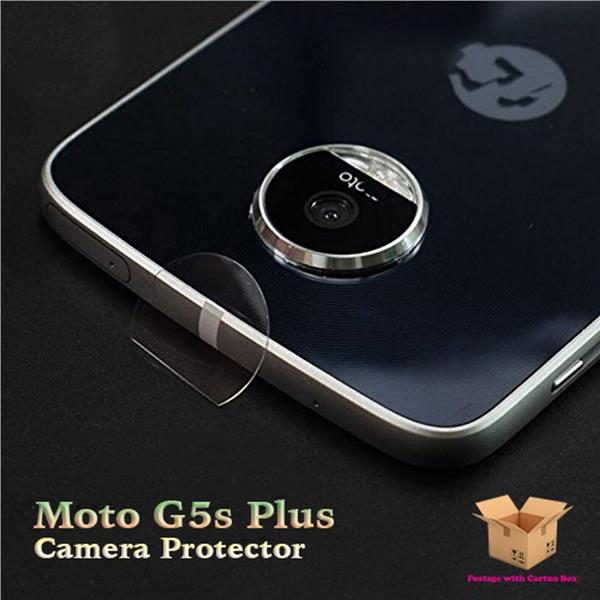 Moto G5s Plus Flexible Glass Camera Protector