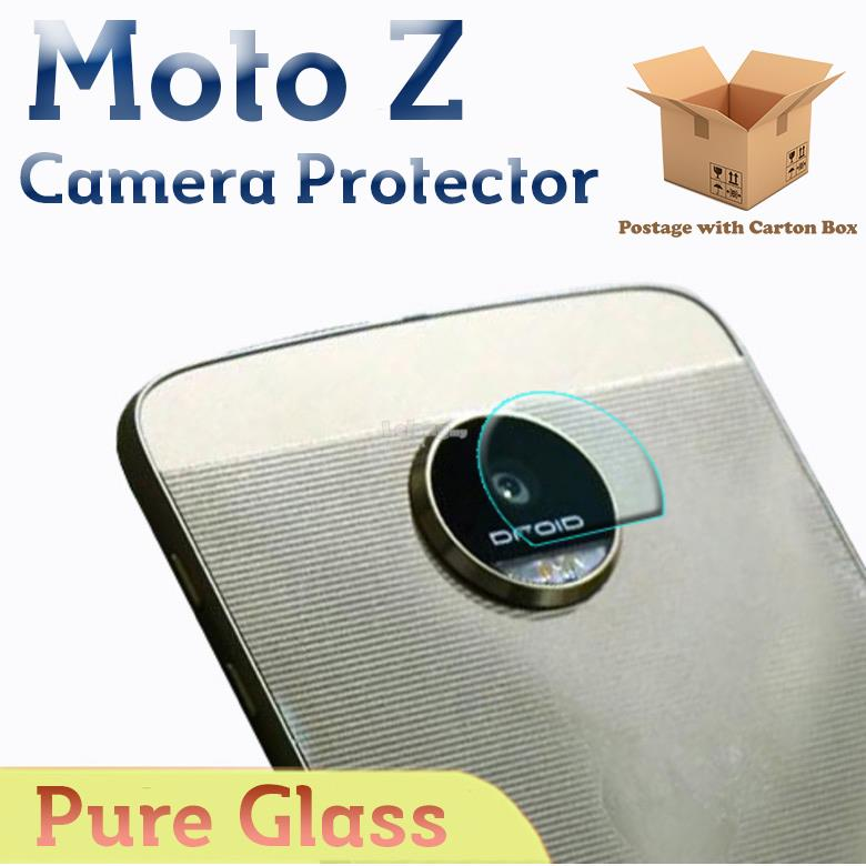 Moto Z Tempered Glass Camera Protector