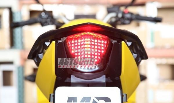 MOTODYNAMIC Sequential LED Tail Lights Yamaha XJ6