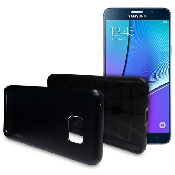 Motomo TPU Back Mobile Phone Case Cover  Samsung Galaxy Note 5