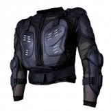 Motorcycle Full Body Protective Armor Jacket Spine Chest Shoulder