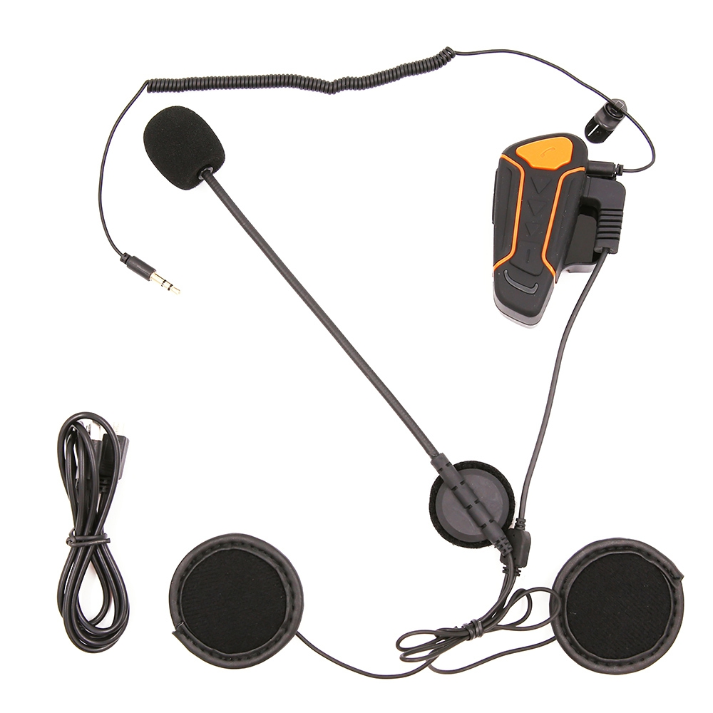 Motorcycle Helmet Headsets - BLUETOOTH Walkie Talkie - Wt003 1000m Mot