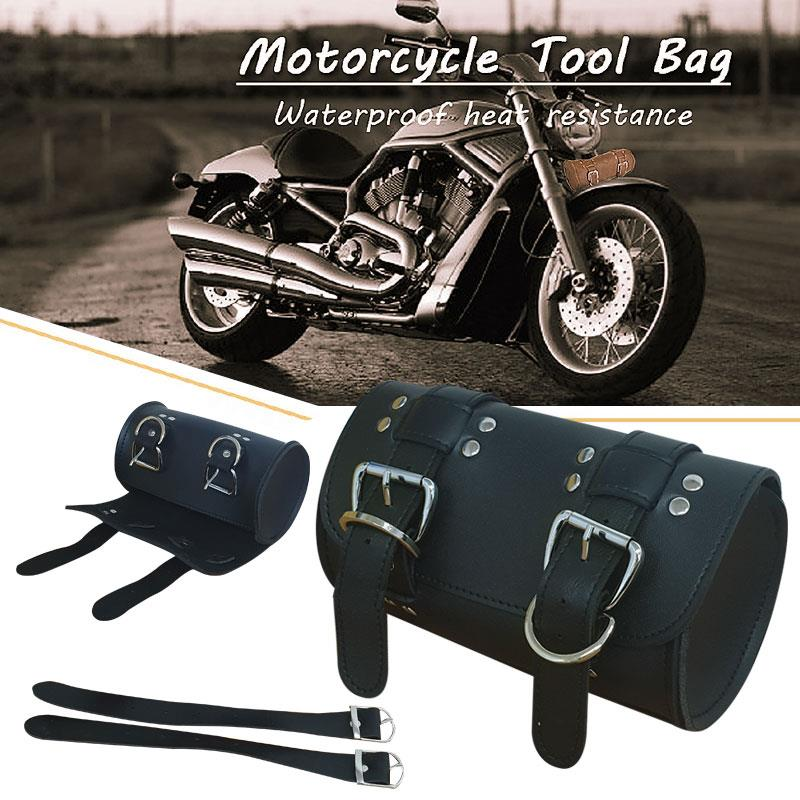 Motorcycle Tool Bag >> Motorcycle Motorbike Saddle Leather End 2 29 2020 11 15 Am