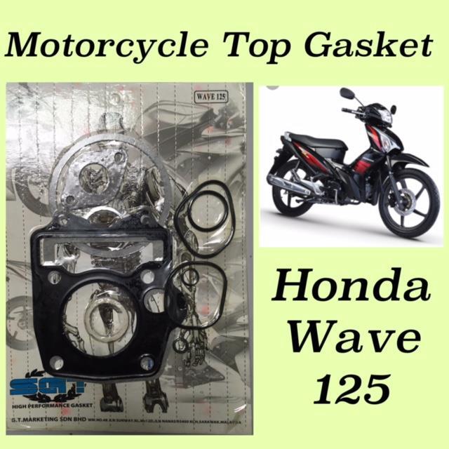 Motorcycle Top Gasket Honda Wave 125 End 4 4 2018 10 15 Am