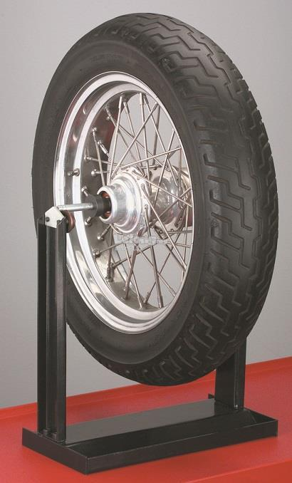 Motorcycle tyre Balancer