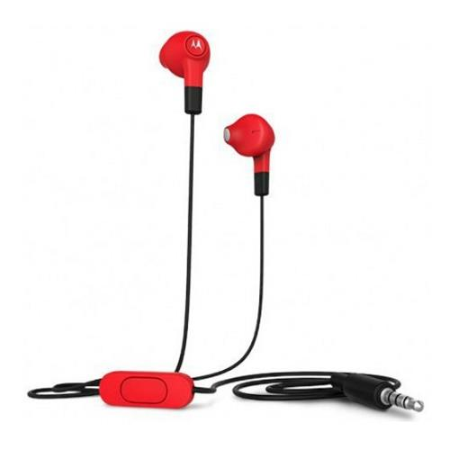 Motorola Moto Buds Endless Music And Talk (Red)