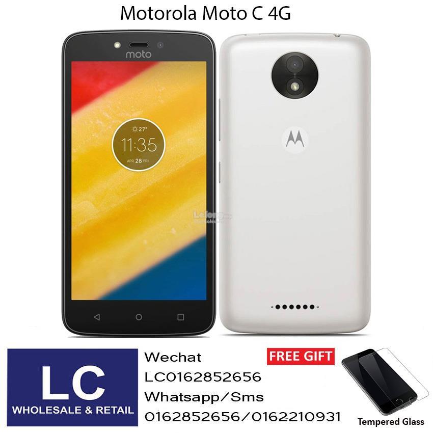 motorola phone white. motorola moto c 4g lte 1gb+16gb white original motorola malaysia phone