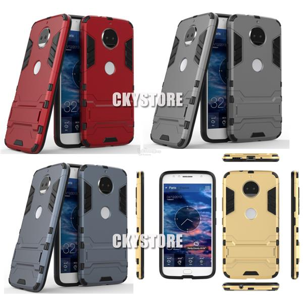 best website 9560c 265ef Motorola Moto G6 Plus IRONMAN TRANSFORMER STANDABLE Case