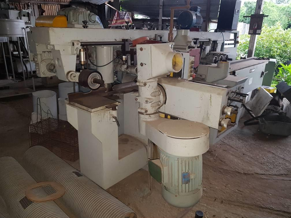 moulder 6 spindles ,universal head,shenko taiwan