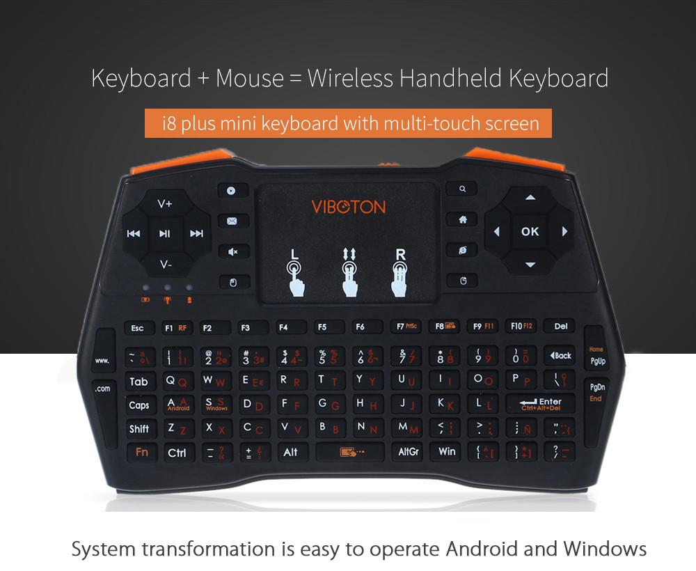 mouse viboton i8 plus handheld wi end 5 15 2020 10 01 pm. Black Bedroom Furniture Sets. Home Design Ideas
