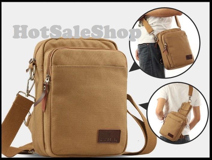 46476da74f29 Moyyi Men Korean Shoulder Canvas Bag Sling Bag Messenger Bag (HSSB02)